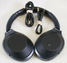 Sony WH-1000XM2 Wireless Bluetooth Noise Cancelling Headband Headphones - Black