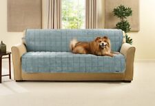Deluxe Comfort Armless Sofa Furniture Cover MIST