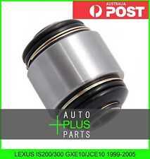 Fits LEXUS IS200/300 GXE10/JCE10 Bush For Rear Axle Knuckle Hub Assembly Rubber