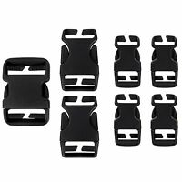 Condor Tactical Backpack & Gear Pouch Buckle Replacement & Repair Kit Black