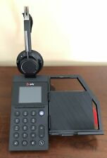 Plantronics Poly Elara 60 WS Mobile Phone Station and Headset for Voyager Focus