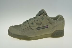Reebok Classics Workout Plus TN BS8435 Men's Trainers Size Uk 4.5