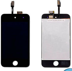 Original iPod Touch 4th Generation A1367 LCD Display & Screen Digitizer - Black