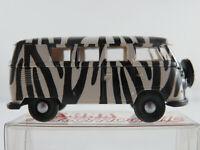 "Brekina VW-Kombi T1b (1959) ""Globetrotter"" in weiß 1:87/H0 NEU/OVP"