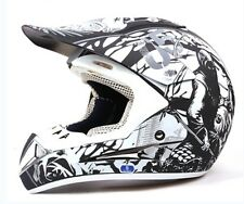 Dual Sport Moto Mx Enduro Crash Off Road Motocross Motorcycle Helmet With Visor