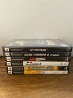 Sony PlayStation 2 PS2 Games Lot Of 6 All Complete: LEGO, Gran Turismo, Mx