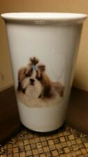 SHIH Tzu I Love My Shih Tzu Ceramic Car Cup