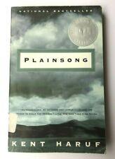 Plainsong Kent Haruf (Paperback, 2000)