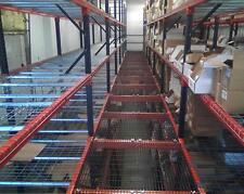 Pallet Rack Supported Mezzanine racks racking