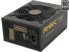 Antec 1300w Power Supply Unit 80+ Platinum (Modular Tested Working)