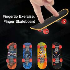 1PC Cute Mini Finger Board Fingerboard Children Educational Toy decompression