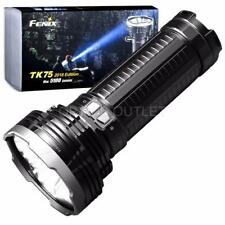 Fenix TK75 2018 5100 Lumen High Performance Long Throw Rechargeable Flashlight