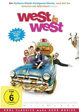 OM PURI - WEST IS WEST  DVD NEU