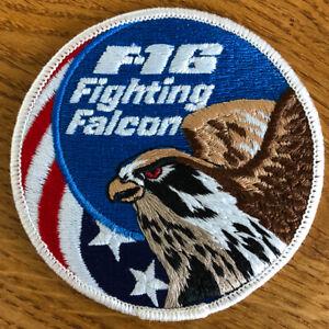USAF F-16 Swirl Patch