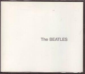 THE BEATLES White Album NM 1994? Parlophone/Apple Canada 2cd fatbox C2-46443