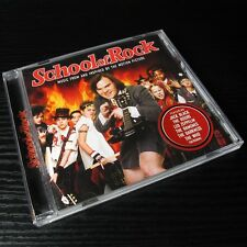 School Of Rock: Music From The Motion Picture (Soundtrack) AUSTRALIA CD #16-4
