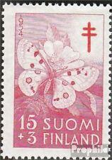 Finland 435 postfris MNH 1954 Vechten de Tuberculose