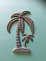 Palm Trees Metal Wall Decor perfect for themed for any place.