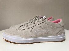 Nike Bruin SB Hyperfeel QS Quartersnacks UK 8 EUR 42.5 Gum White Pink 869767 218