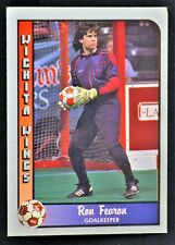 1990-91 Pacific MSL Ron Fearon #24 Rookie SP46