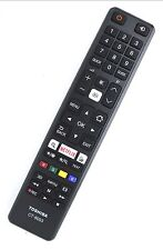 NUOVO Toshiba ORIGINALE ct-8053 ct8053 TELECOMANDO NERO