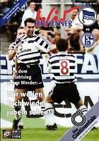 BL 98/99 Hertha BSC - FC Schalke 04, 09.09.1998