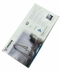 MOEN Essie Pull-Down Sprayer Kitchen Faucet in Spot Resist Stainless 87014SRS *