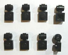 LEGO ® 8 x 3701 Trou Pierre 1 x 4 Noir 370126 Black technique n70