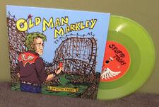 "Old Man Markley ""Stupid Today"" 7"" OOP /407 Nofx Frank Turner"