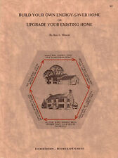 Build Your Own Energy-Saver Home 1981 PB Insulation  W6