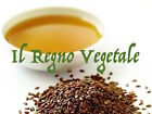 Olio di Semi di Lino Puro Naturale Uso Cosmetico Nutrimento Capelli 100/500ml/1L
