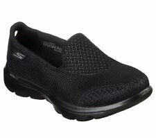 Skechers Go Walk Women's Slip On Walking Shoes Trainers 15765BBK Black UK Size 7
