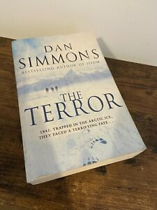 The Terror. Dan Simmons Book