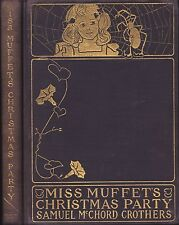 (Little) Miss Muffet's Christmas Party w/ Alice in Wonderland Tom Sawyer 1902