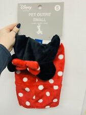NEW IN!! Primark Disney Minnie Mouse Dog Pet Costume Small
