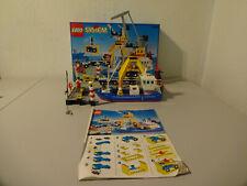 ( GO ) LEGO 6541 KLEINER VERLADE HAFEN MIT OVP& BA 100% KOMPLETT  TOP RAR SCHIFF
