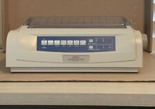 OKI Data Microline ML420 Forms Carriage Impact Printer #D22900A
