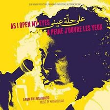 Khyam Alami - As I Open My Eyes/A Peine J'ouvre Les Yeux (OST) (NEW CD)