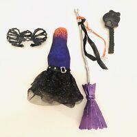 Casta Fierce Monster High Outfit Broom Accessories