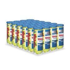 Wilson - Wrt109500 - Ultra All Court Tennis Balls - 24 Can Case (72 Balls)