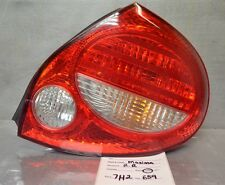 2000-2001 Nissan Maxima GLE GXE Right Pass Genuine Oem tail light 59 7H2