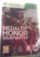 "JEU XBOX 360 ""MEDAL OF HONOR"" (WARFIGHTER) NEUF SOUS BLISTER"