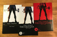 The Old Guard #1 (Gold Variant), (1st Print), (2nd Print). All Three!! F to NM