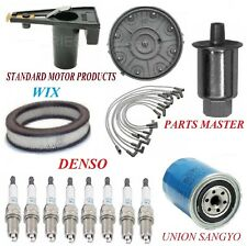 Tune Up Kit Filters Cap Plugs Wire For FORD MUSTANG V8 4.2L;2Bbl, EXC CALIF 1981