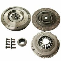 A DUAL MASS TO SINGLE MASS FLYWHEEL CLUTCH KIT FOR BMW 3 SERIES E46 SALOON 320D