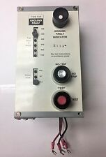 THP Ground Fault Relay, GE , Type THP, E115