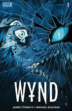 Wynd #1 - Michael Dialynas Variant - Limited to 1000