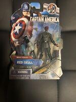 """Marvel Captain America First Avenger Series Red Skull Figure 3.75"""""""