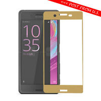 3D Curved Tempered Glass Screen Protector for SONY XPERIA XA1 Ultra G3221 G3223