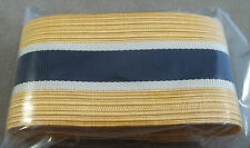 US Army Service Uniform (Dress Blue) Officer Cap Braid / JAG Corps
